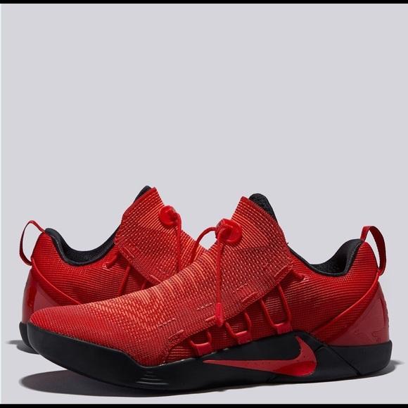 Nike Other - Kobe AD N.X.T University Red